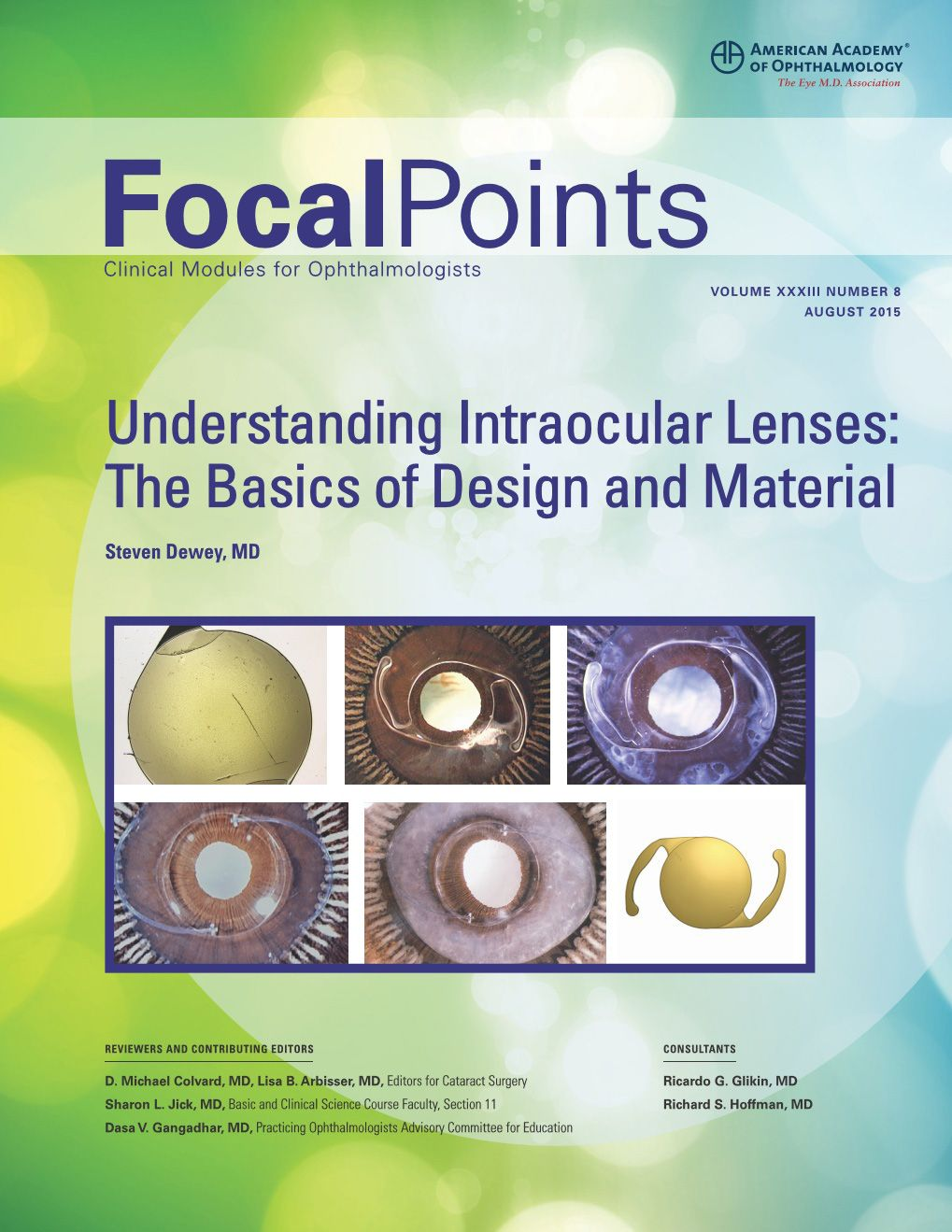 Focal Points Cover
