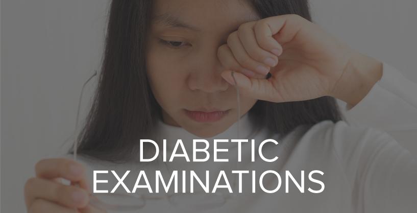 Diabetic Examinations