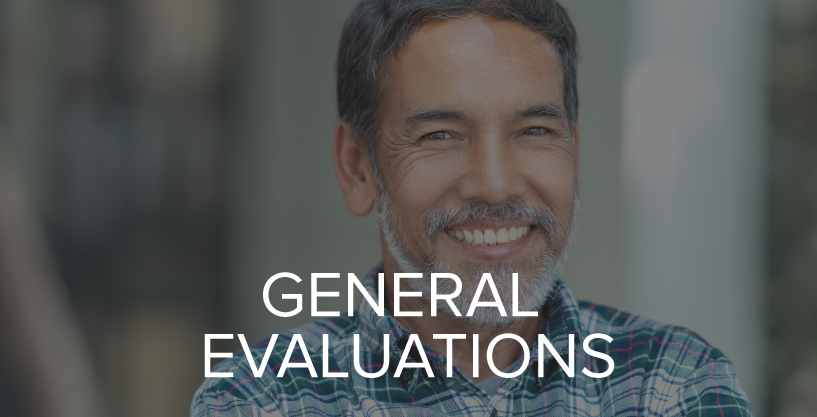 General Evaluations
